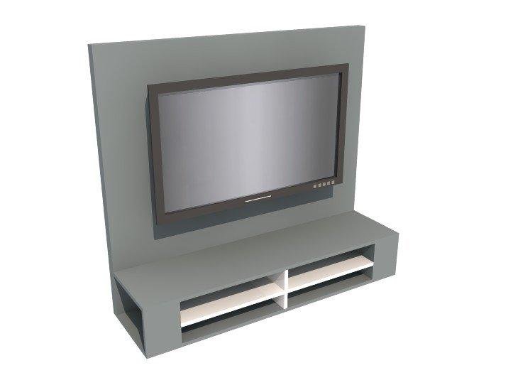 wand maken voor tv. Black Bedroom Furniture Sets. Home Design Ideas