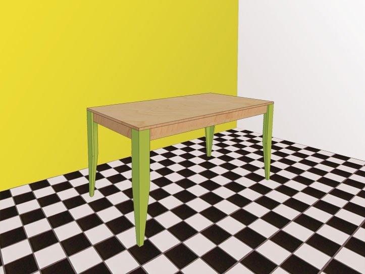 Doe Het Zelf Keuken Maken : Tafel maken maak zelf je tafel Alle aspecten Handige