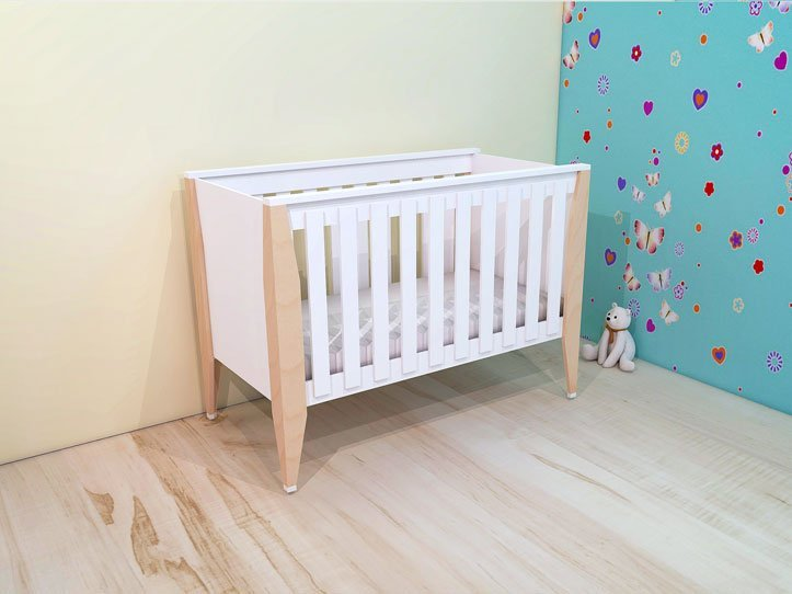 Kinderbed ledikant zelf maken bouwtekening leon for Zelf meubels maken