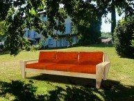 Loungebank Yelmo zelfbouw