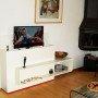 tv-meubel-astor-met-lift-zelf-maken door Marcel