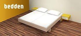 bed eenpersoonsbed tweepersoons bed zelf maken bouwen tekening handleiding plan bouwplan