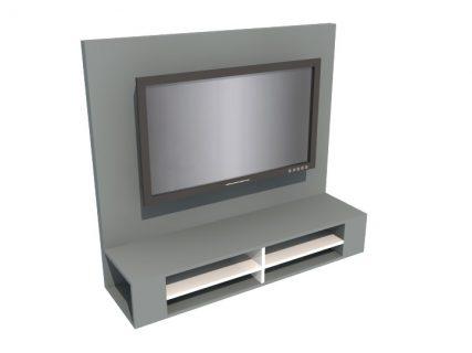 Werktekening tv-meubel maken penelope