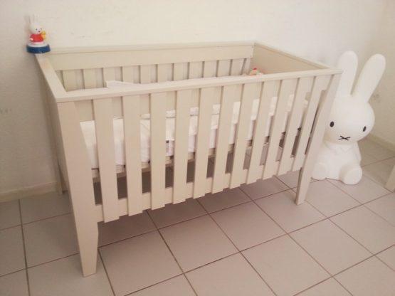 Zelfbouw Ledikant-Kinderbed Leon