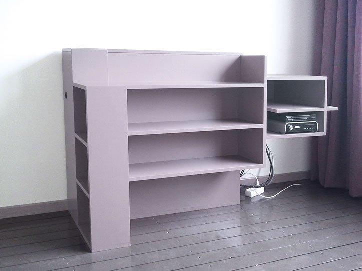 TV meubel Javier zelf maken Coen -4
