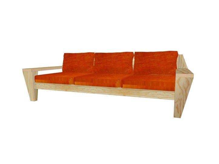 loungebank yelmo zelf maken