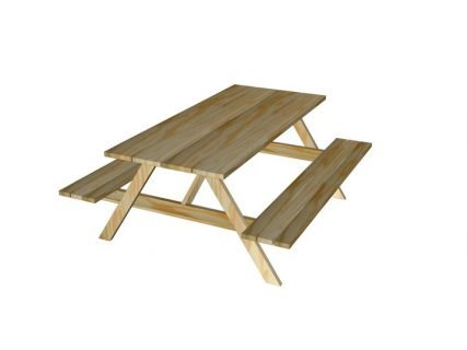Gratis Picknicktafel Nevada