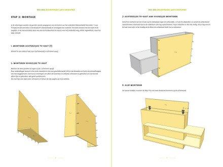 COPYRIGHT neo-eko-meubelwerktekening.nl