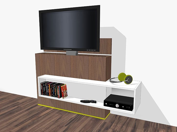 Tv Meubel Ideeen.Diy Furniture Plan For Design Tv Stand With Lift Astor