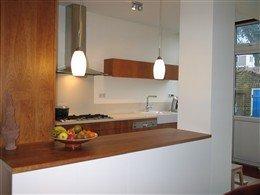 Moderne greeploze keuken op maat