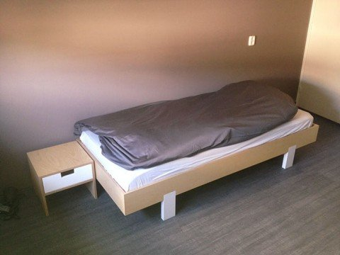 Bed Sol gemaakt door Rob