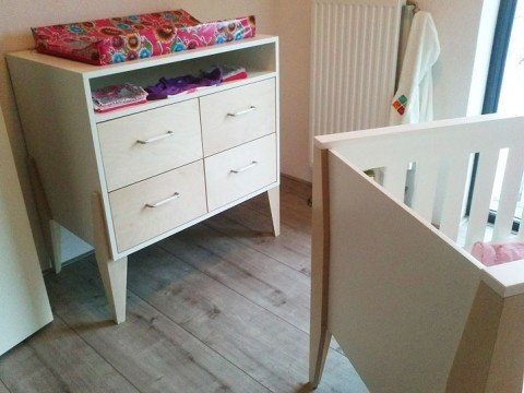 kinderkamer-Commode-ladekast-Leon-zelf maken door Marlies