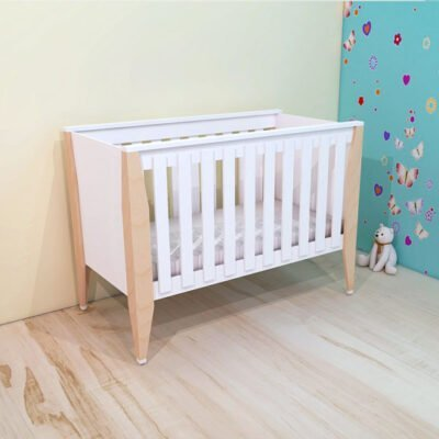 Standaard Afmetingen Babybed.Kinderbed Ledikant Zelf Maken Bouwtekening Leon