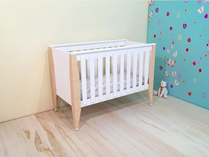 Kinderbed ledikant zelf maken bouwtekening leon for Zelf meubels maken van hout