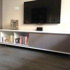 Zelfbouw tv-meubel Arturo door Ronald