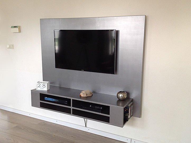 tv meubel zelf maken door henry