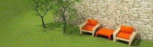 Zelf Loungeset maken: Yelmo zelf bouwen met duidelijke meubelwerktekening