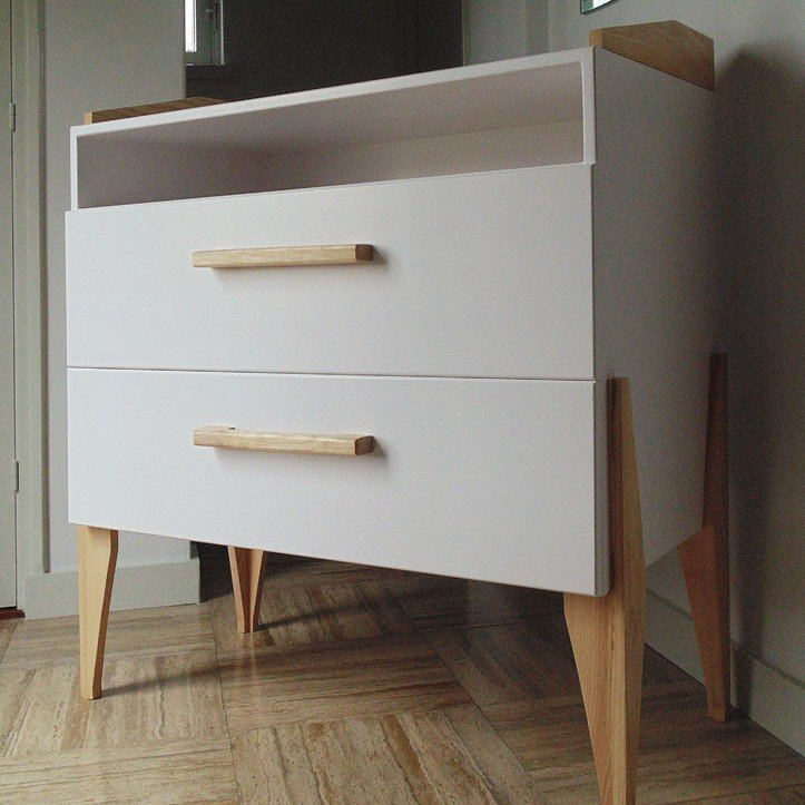 Kinderkamer meubels Leon door Jan