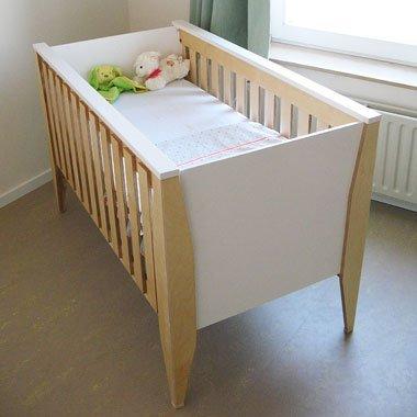 Kinderkamer meubel ledikant zelf maken met tekening leon for Zelf meubels maken van hout