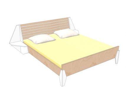 Zelf maken 2P bed hayeda 01