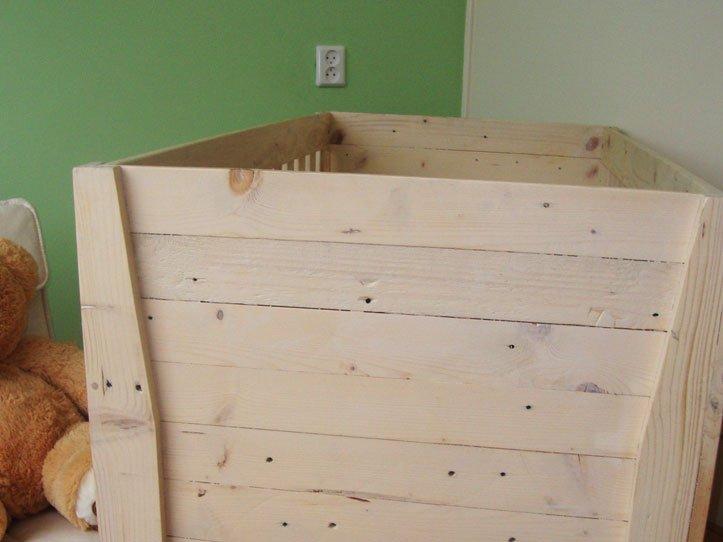 Kinderkamer zelf maken door Renske