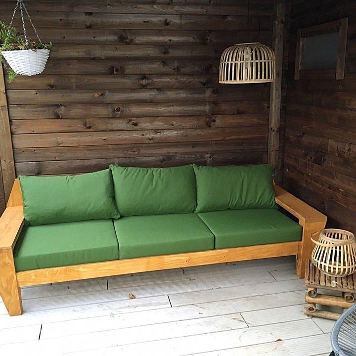 Loungebank Yelmo door Fleur