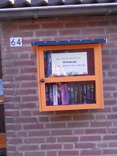 Minibieb Libros door Marlien