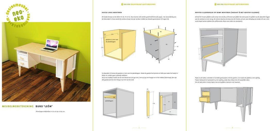 buro-leon-preview-meubel-werktekening
