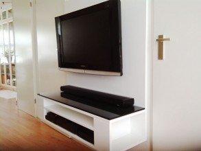 TV meubel penelope gemaakt door Martin