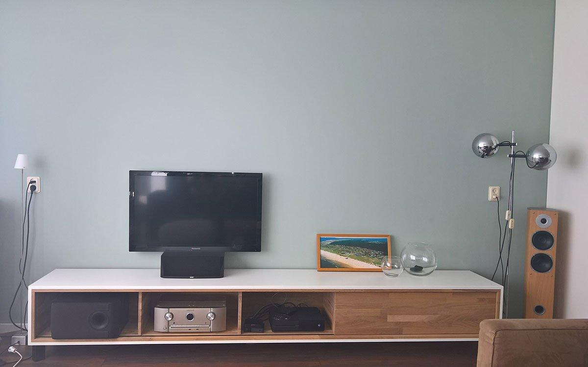 Hangend TV meubel ArturoXL door Dieter