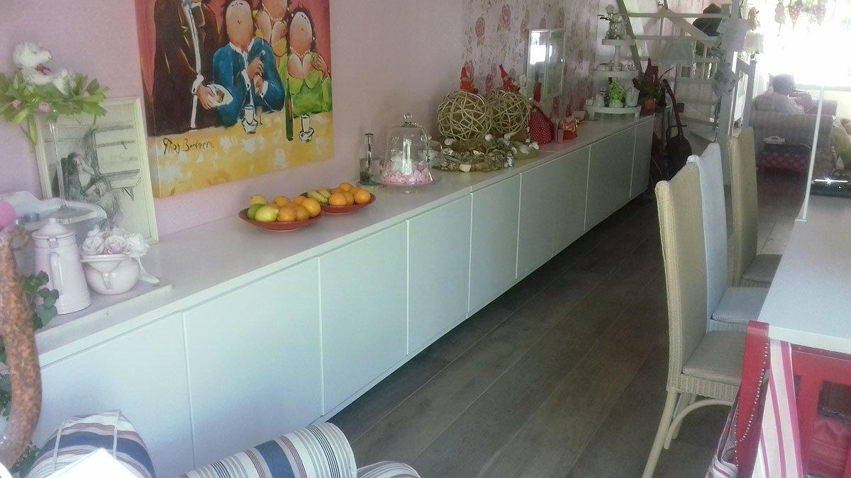 Zelfbouw Dressoir / tv-meubel ArturoXL door Frank K