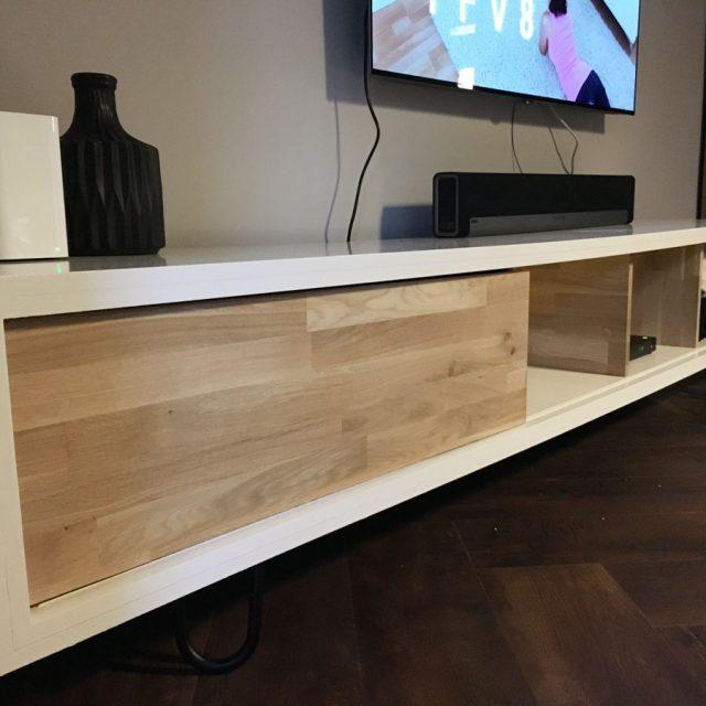 Hangend TV meubel ArturoXL door Daphne