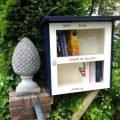 Minibieb Libros door Maartje
