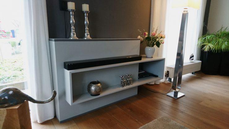 TV meubel Astor met lift door Aijse