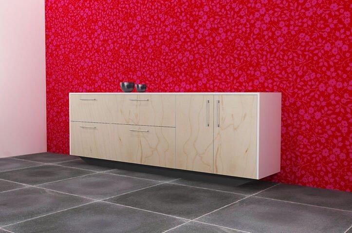 Zelf bouwen: dressoir Amado door neo-eko