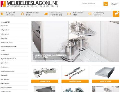 meubelbeslag kopen bij meubelbeslag online