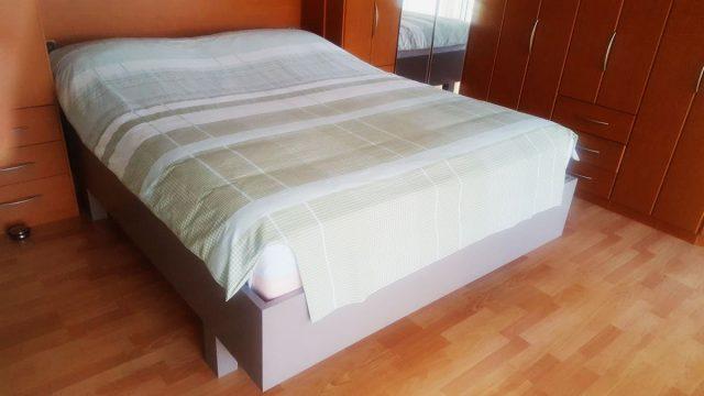 Bed Azobe gemaakt door Luc