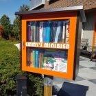 Minibieb Libros door neo-eko gemaakt door Emmy