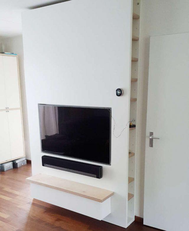 tv-meubel Penelope gemaakt door Ko