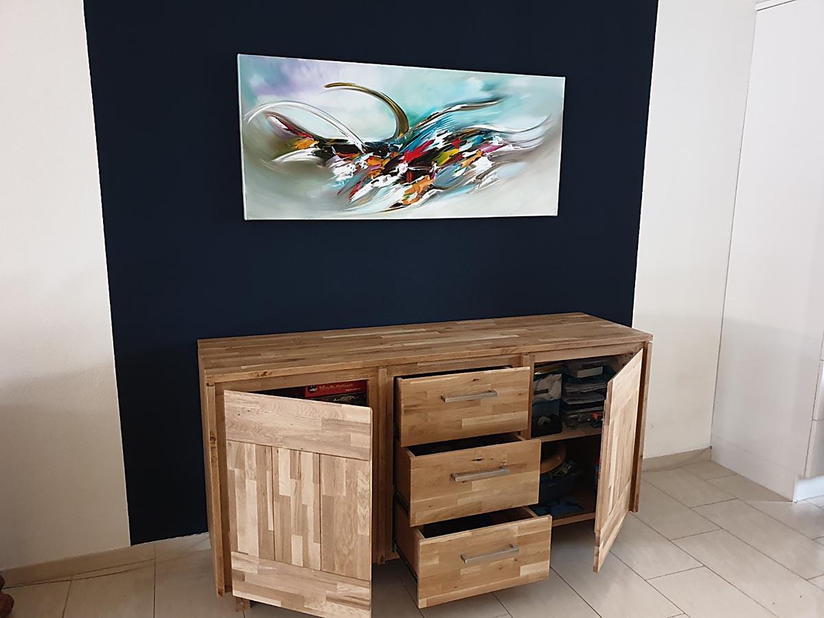 Zelfbouw dressoir Amado (Neo-Eko) door Hans