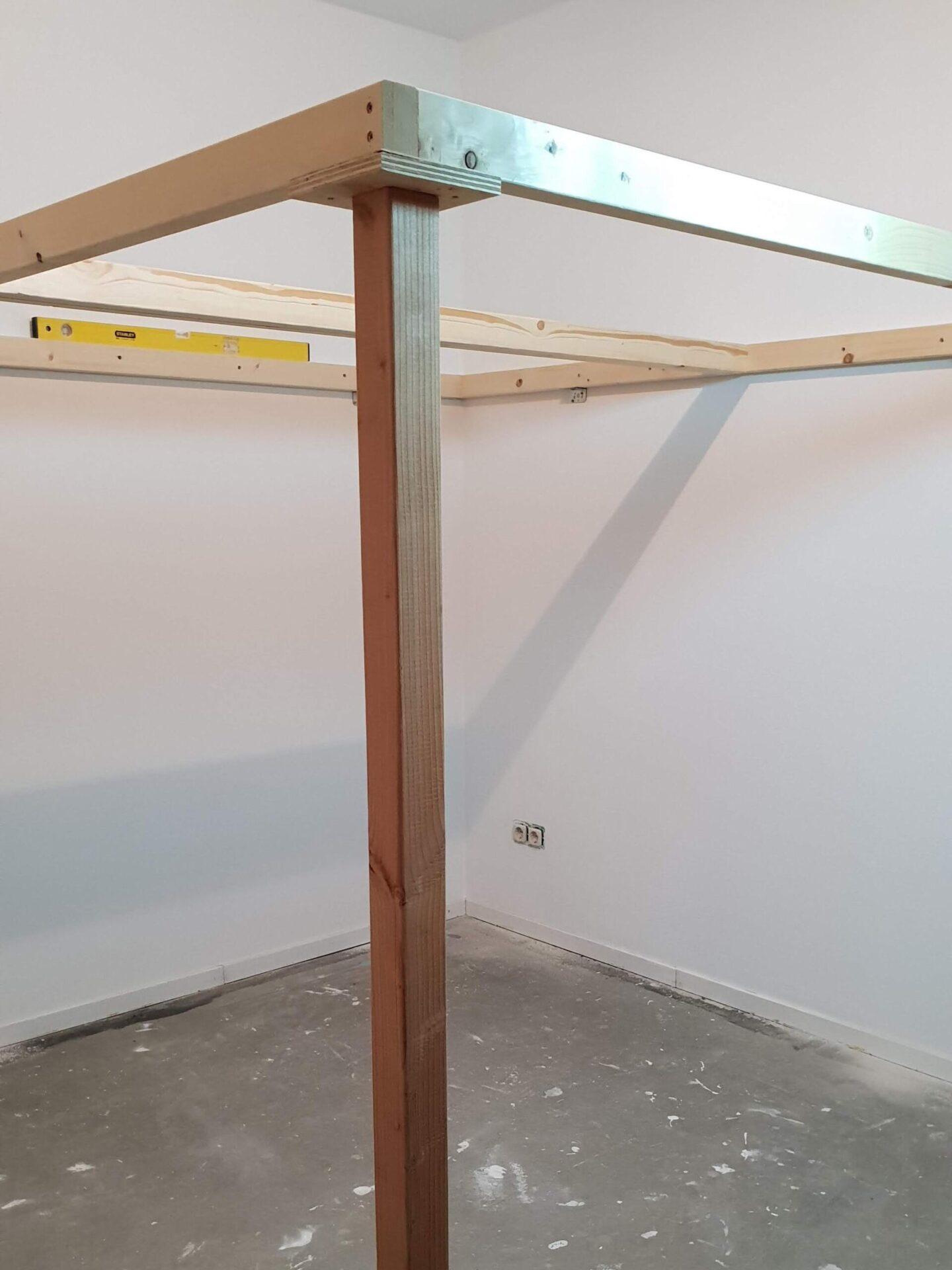 Zelf bouwen: 2-pers hoogslaper Carlota door Thijs