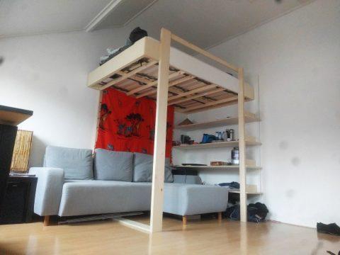 DIY hoogslaper AnaXL door Douwe