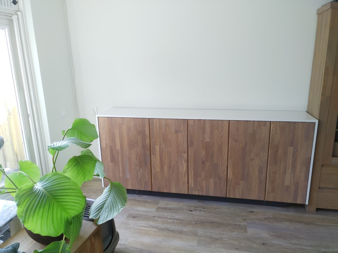 Zelfbouw dressoir dario Neo-Eko door Roland