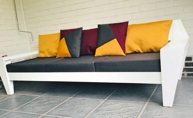 Loungebank Yelmo door Koen VdS