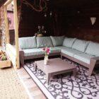 Loungebank maken: YelmoXL gebouwd door Coby en Gerard