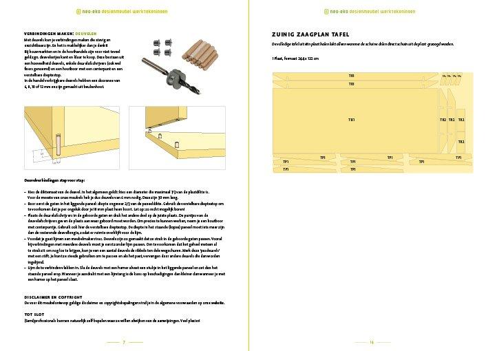 PDF voorbeeld 2 pagina's